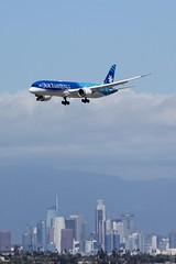B787 F-OMUA Los Angeles 28.03.19 (jonf45 - 5 million views -Thank you) Tags: airliner civil aircraft jet plane flight aviation lax los angeles international airport klax 787 b787 dreamliner b789 789 air tahiti nui boeing 7879 fomua