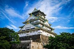 Osaka castle (jyp1487) Tags: 35mm a7ii a7m2 sony osakacastle osaka japan