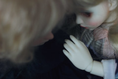 Rosy & Tiana (fever _) Tags: bjd abjd doll daydreamdoll