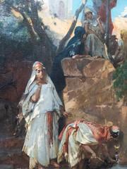 La source du figuier (bpmm) Tags: algérie gustaveguillaumet lapiscine nord roubaix art expo exposition peinture