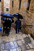Rain in Old Jaffa
