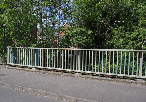 Coventry's Other River. The Sowe: Bedworth to Longford Park: Rectory Drive, Bedworth.