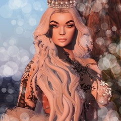Queen Yarii (queenyarii1991) Tags: second life sl secondlife