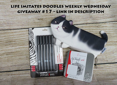 Life Imitates Doodles Weekly Wednesday Giveaway #17 (Life Imitates Doodles) Tags: artgiveaway