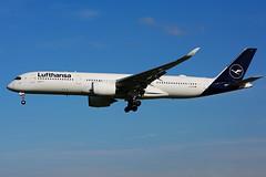 D-AIXK (Lufthansa) (Steelhead 2010) Tags: lufthansa airbus a350 a350900 yyz dreg daixk
