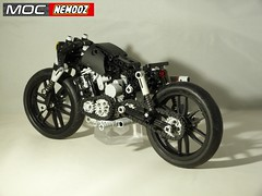 triumph bobber4 (moc-nemooz.com) Tags: triumph bobber moc nemooz lego technic motorbike motorcycle