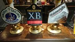When you just know.... (Pegpilot) Tags: lion inn blakey ridge pub north yorkshire beer