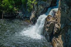 Linville Falls, Blue Ridge Parkway, North Carolina (netbros) Tags: blueridgeparkway northcarolina linvillefalls plungebasin netbros internetbrothers waterfall