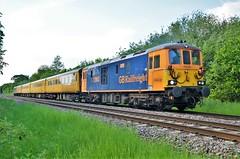 73963 (stavioni) Tags: ed electro diesel rail railway train class73 shoebox test network gbrf