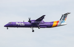 EGLL - de Havilland Canada DHC-8-402 - Flybe - G-PRPK (lynothehammer1978) Tags: egll lhr heathrowairport londonheathrow heathrow dehavillandcanadadhc8402 flybe gprpk