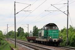 Alstom 66200 - BB 666200 / Hazebrouck (jObiwannn) Tags: train infra ferroviaire locomotive