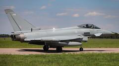 ZK348/348 TYPHOON 11sqn RAF (MANX NORTON) Tags: raf coningsby egxc tornado hawk tucano qra typhoon eurofighter zk348348