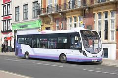 First 47589 SN14 ECJ (johnmorris13) Tags: first 47589 sn14ecj wrightbus streetlite bus