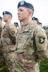 "190522-A-WV398-90 (Fort Campbell) Tags: weekoftheeagle2019 woe2019 woe 101stairbornedivisionairassault 101stsustainmentbrigade 3rdbrigadecombatteam""rakkasans"" 101stcombataviationbrigade 1stbrigadecombatteam 2nd brigade combat team fortcampbell us army air assault 129thcombatsustainmentsupport 129thcssb 101stspecialtroopsbattalion divisionreview screamingeagles"