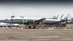 Lockheed C-121C Super Constellation HB-RSC Breitling Jet Team (William Musculus) Tags: aviation spotting airplane plane airport william musculus zrhlszhzurichklotenairportspotting hbrsc breitling jet team lockheed c121c super constellation l1049f c121 l1049