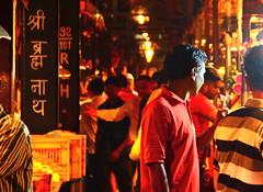 Dadar flower market (Debmalya Mukherjee) Tags: dadar debmalyamukherjee canon550d 50mm market dadarflowermarket phoolgali candid mumbai bokeh
