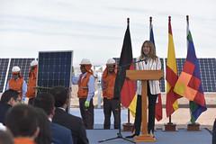 Foto36 (Intendente de Tarapacá) Tags: intendente quezada y ministra de energía participaron en la instalación los 1ros paneles fotovoltaicos granja solar 22052019