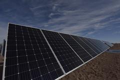 Foto13 (Intendente de Tarapacá) Tags: intendente quezada y ministra de energía participaron en la instalación los 1ros paneles fotovoltaicos granja solar 22052019