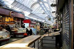 Machaneh Yehuda Market (oxfordblues84) Tags: machaneyehudamarket oat overseasadventuretravel jerusalemisrael jerusalem israel walkingtour market