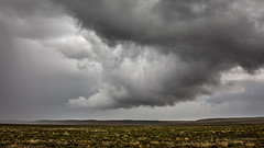 Cloud in Southeastern Oregon (Jeff Sullivan (www.JeffSullivanPhotography.com)) Tags: storm cloud malheur county oregon usa alandscape nature weather travel photography canon eos 5dmarkiv photos copyright jeff sullivan may 2019 photomatix hdr