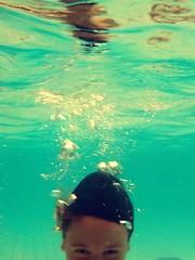 220519001 (francescoccia) Tags: francescoccia color nikon coolpix s33 budapest water swim girl underwater gellert hungary