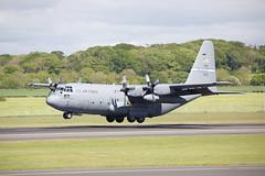 C130H Hercules 11232 5D3_4296 (Ronnie Macdonald) Tags: ronmacphotos aircraft prestwick c130h hercules 11232