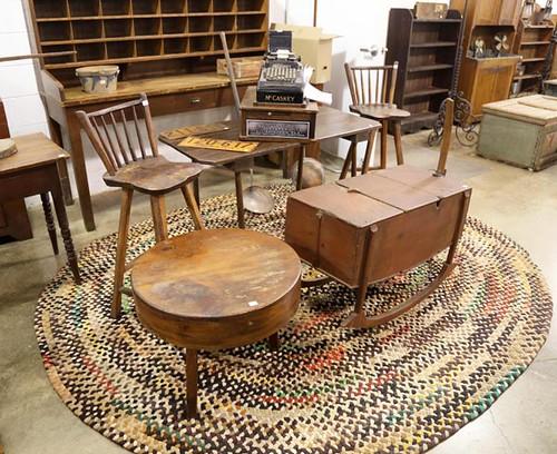 2 Wooden bar stools ($313.60)