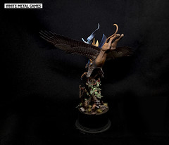 griffin 6 (whitemetalgames.com) Tags: warhammeraos warhammerageofsigmar age sigmar ageofsigmar aos warhammerfantasy fantasy warhammer paintingwarhammer gamesworkshop games workshop citadel whitemetalgames wmg white metal painting painted paint commission commissions service services svc raleigh knightdale knight dale north carolina nc hobby hobbyist hobbies mini miniature minis miniatures tabletop rpg roleplayinggame rng warmongers high elf griffon gryphon display diorama