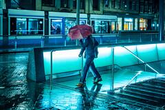 Rain Three (Roderick van der Steen) Tags: sonya7s sonyalpha a7s amsterdam zeissmilvus50mmf14distagon zeiss zf2 milvus1450 f14 rainynight rain wideopen