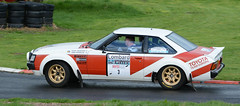 Toyota Celica - Taylor (rallysprott) Tags: sprott wdcc rallysprott 2019 mintex rally harewood hillclimb 1 yorkshire motor sport rallying nikon d7100 toyota celica taylor