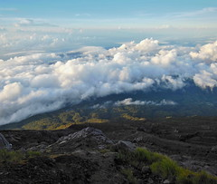0154 (Paul_PA) Tags: agung gunungagung gnagung volcano mount mountain bali indonesia morning sky clouds aboveclouds hiking outdoor