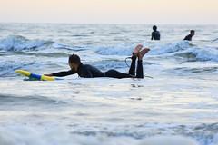 DSC_2899 (marcnico27) Tags: zandvoort beach shore strand 2019 marcnico27 outdoor board wet barefeet barefoot man male back