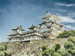 himeji castle 003 (mstkeast) Tags: japan himeji himejicastle castle 日本 姫路 姫路城 城