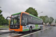 Mercedes-Benz eCitaro - 8502 - 20 - 21.05.2019 (4) (VictorSZi) Tags: mercedes mercedesbenz mercedesbenzecitaro germany heidelberg nikon nikond5300 transport publictransport spring primavara mai may