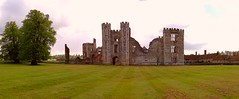 Cowdray House Ruins - Midhurst. (Gerry Hat Trick) Tags: midhurst sussex manor house cowdray fortified viscount ruin ruins derelict fire