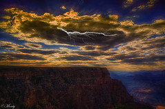 South Rim, Grand Canyon, Arizona (concho cowboy) Tags: grandcanyon arizona unitedstatesofamerica landscape sunset