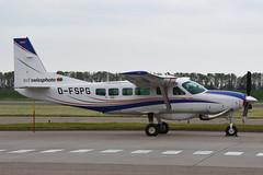 D-FSPG Cessna 208 Caravan I - BSF Swissphoto @ Lelystad 17-May-2019 by Johan Hetebrij (Balloony Dutchman) Tags: dfspg cessna 208 caravan i bsf c208 swissphoto lelystad airport ehle aircraft german