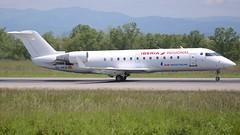 EC-HEK (Breitling Jet Team) Tags: echek air nostrum bombardier crj200 euroairport bsl mlh basel flughafen lfsb eap