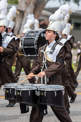 West Torrance High School (mark6mauno) Tags: drums band west torrance high school 60thannualtorrancearmedforcesdayparade 60th annual armed forces day parade 2019 nikkor 70200mmf28evrfled nikon nikond810 d810