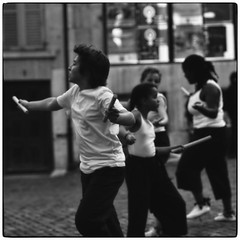 WALK AROUND MY CITY (AEON VON ZARK) Tags: aeonvonzark arts dance dancer spring spectacle urban suisse outdoor sunset girls oldtown bienne beauty bw black monochrome dancing modern event musique music cultural performing shooting sensual trip town freedom fullframe frame fine walk photographie photography photo photographe project photographer personnes portrait people zark
