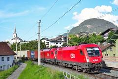 DSC_1042_1116.140 (rieglerandreas4) Tags: 1116140 taurus doppeltraktion kirche arlberg arlbergbahn öbb tirol tyrol austria österreich