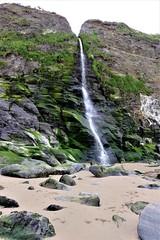 Tresaith Waterfall, Ceredigion, West Wales (HighPeak92) Tags: waterfalls tresaithwaterfall rivers riversaith afonsaith tresaith ceredigioncoastpath ceredigion westwales canonpowershotsx700hs