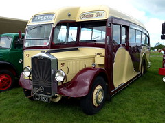 Albion Bus at Anglesey Vintage Rally (marbowd37) Tags: anglesey northwales albion bus