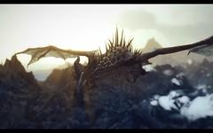 Dovahkiin (akane_nyoko) Tags: skyrim dragon dawn character the elder scrolls v