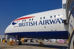 B787 G-ZBKI London Heathrow 29.03.19 (jonf45 - 5 million views -Thank you) Tags: british airways boeing 7879 gzbki b789 789 dreamliner civil aircraft jey plane aviation flight lax lhr london heathrow
