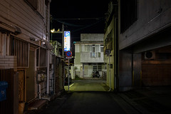 Untitled (easyroute) Tags: night 201905 untitled 沖縄 夜 那覇 alley 路地裏 カラー ricohgriii 2019 color gr gr3 grd griii japan naha nahacity okinawa ricoh ricohgr3 リコーgr3 リコーgriii