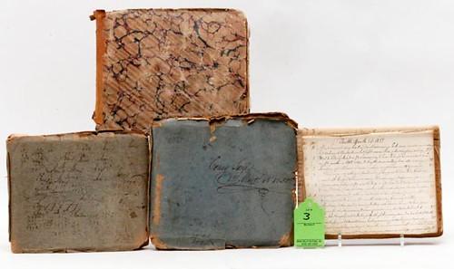 19th c. Montgomery Co. Pennsylvania Journals ($504.00)