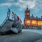 Cardiff Bay, Wales... thumbnail