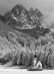 Final Dolomites B&W Social JPEG May 2019 (1 of 2) (Jim Guerard) Tags: italy dolomites val di funes