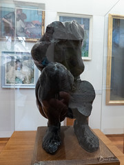 Torse de femme accroupie (bpmm) Tags: camilleclaudel lapiscine roubaix musée sculpture